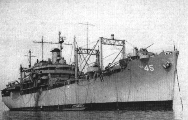 USS_Henrico_(APA-45)_during_the_Korean_War