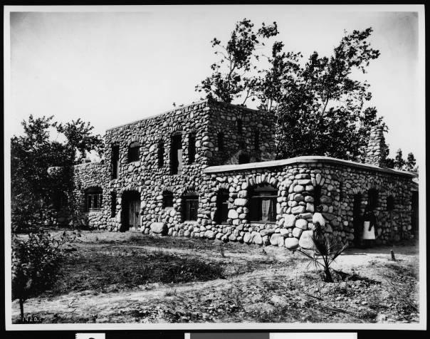 Exterior view of El Alisal