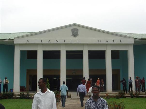 University building, Nigeria