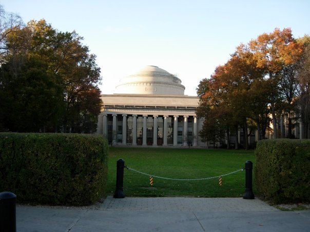 MIT, main building