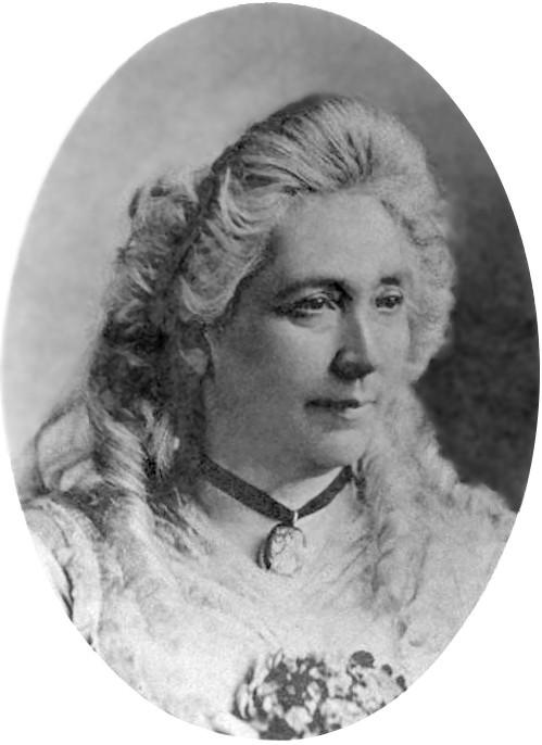 Jessie Benton Fremont, 1876