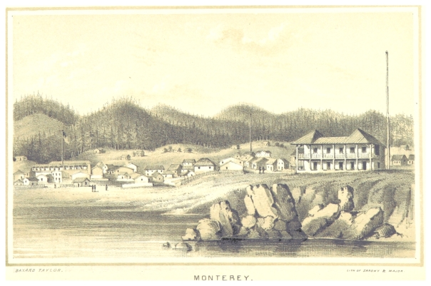 Monterey, from Eldorado
