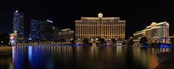 Bellagio Hotel, Las Vegas (Credit: Serge Melke)