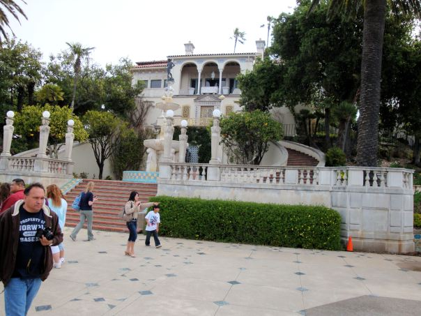 Hearst Castle, San Simeon (Credit: Jim G)