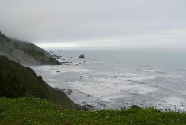 Crescent Beach Redwood Overlook (Credit: Adbar)