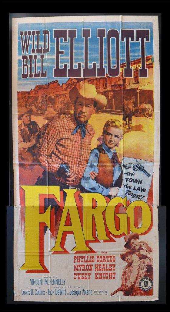 1952 movie poster (Credit: cinemasterpieces)