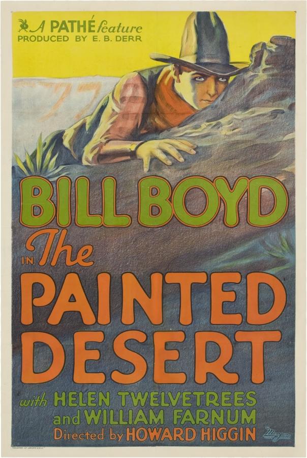 William Boyd in a pre-Hoppy film, 1931