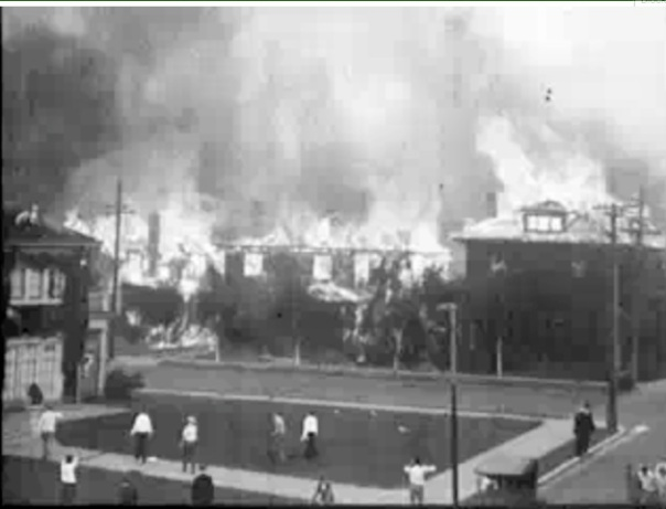 B erkeley fire 1923