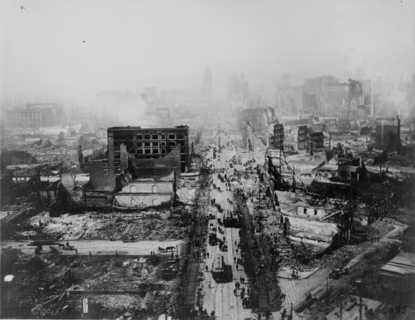 San Francisco Earthquake 1906